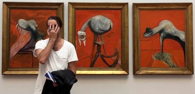 Germán Piqueras Tate Britain