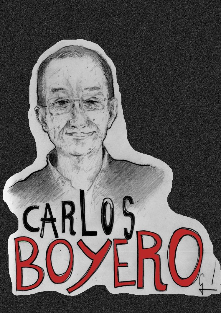 Carlos Boyero por German Piqueras VIM