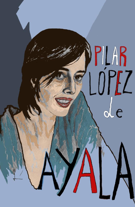 Ilustración Pilar López de Ayala Germán Piqueras