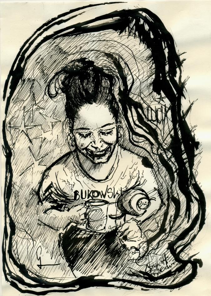 Lucie Clementine por Germán Piqueras