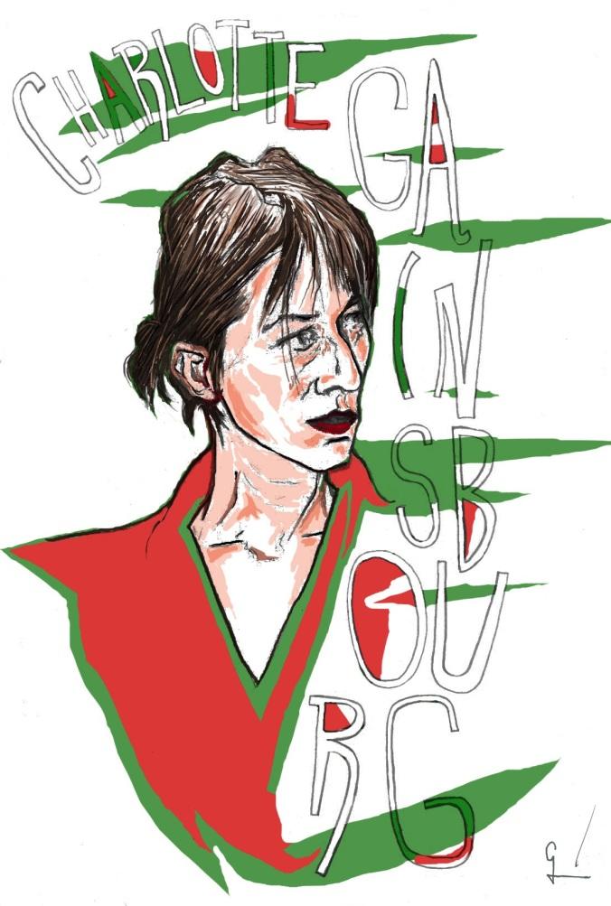 Charlotte Gainsbourg Germán Piqueras
