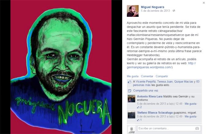 Miguel Noguera Facebook