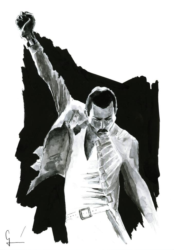 Mercury por Germán Piqueras