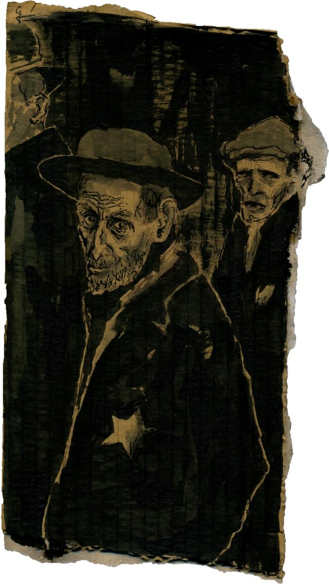 Auschwitz 7 Germán Piqueras Arona