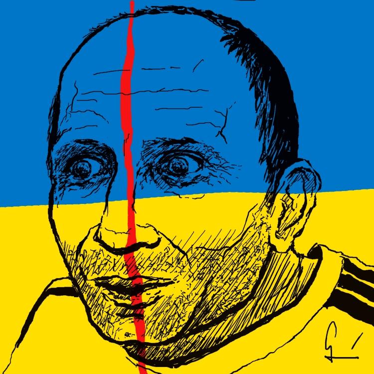 La bestia de Ucrania Germán Piqueras Arona