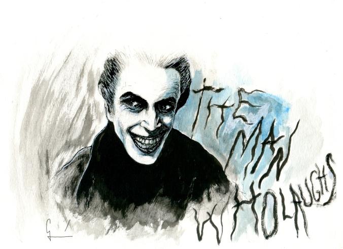 El hombre que ríe por Germán Piqueras Arona