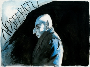Nosferatu Germán Piqueras